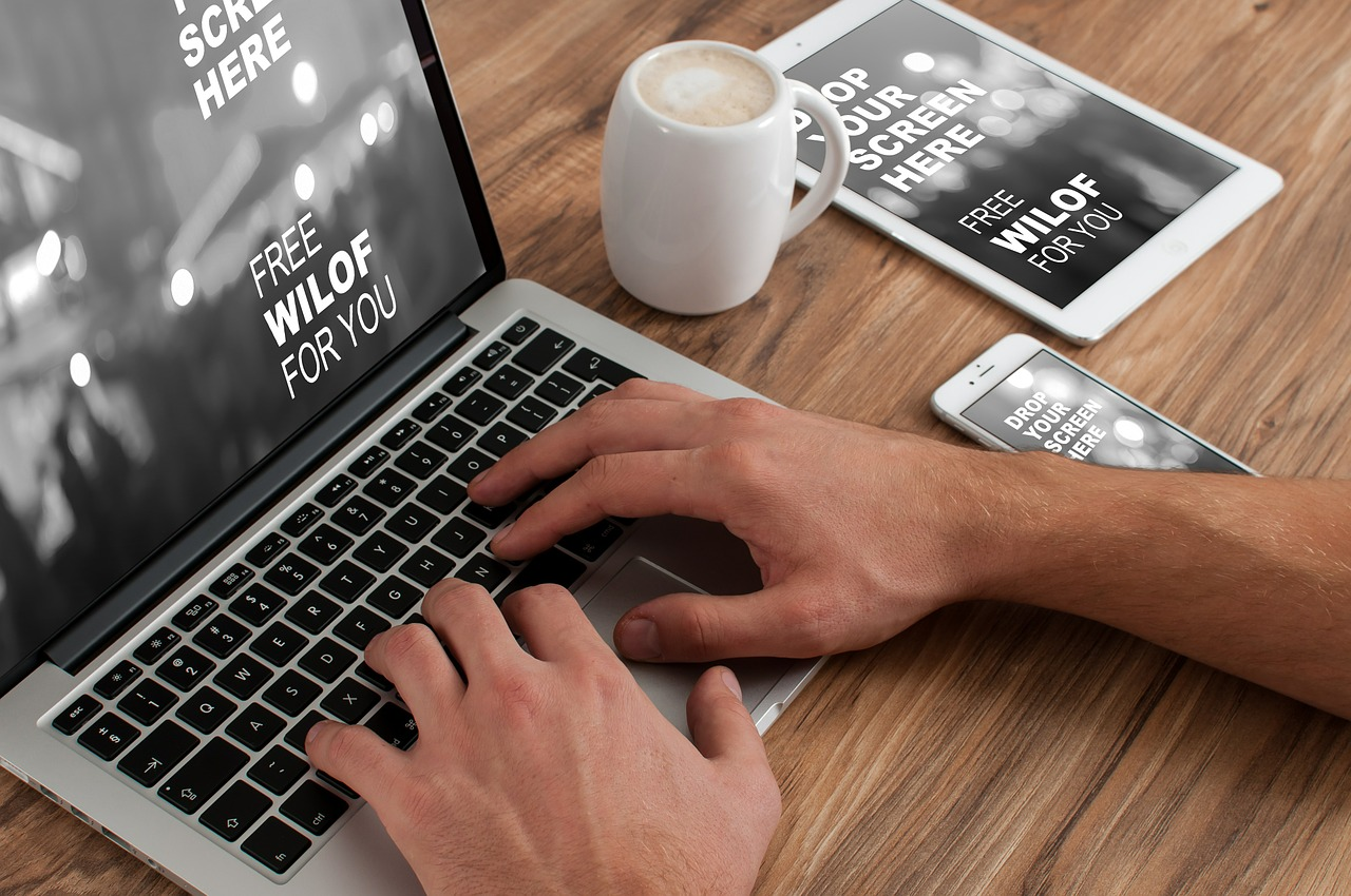 Comunicación para empresas en Internet.