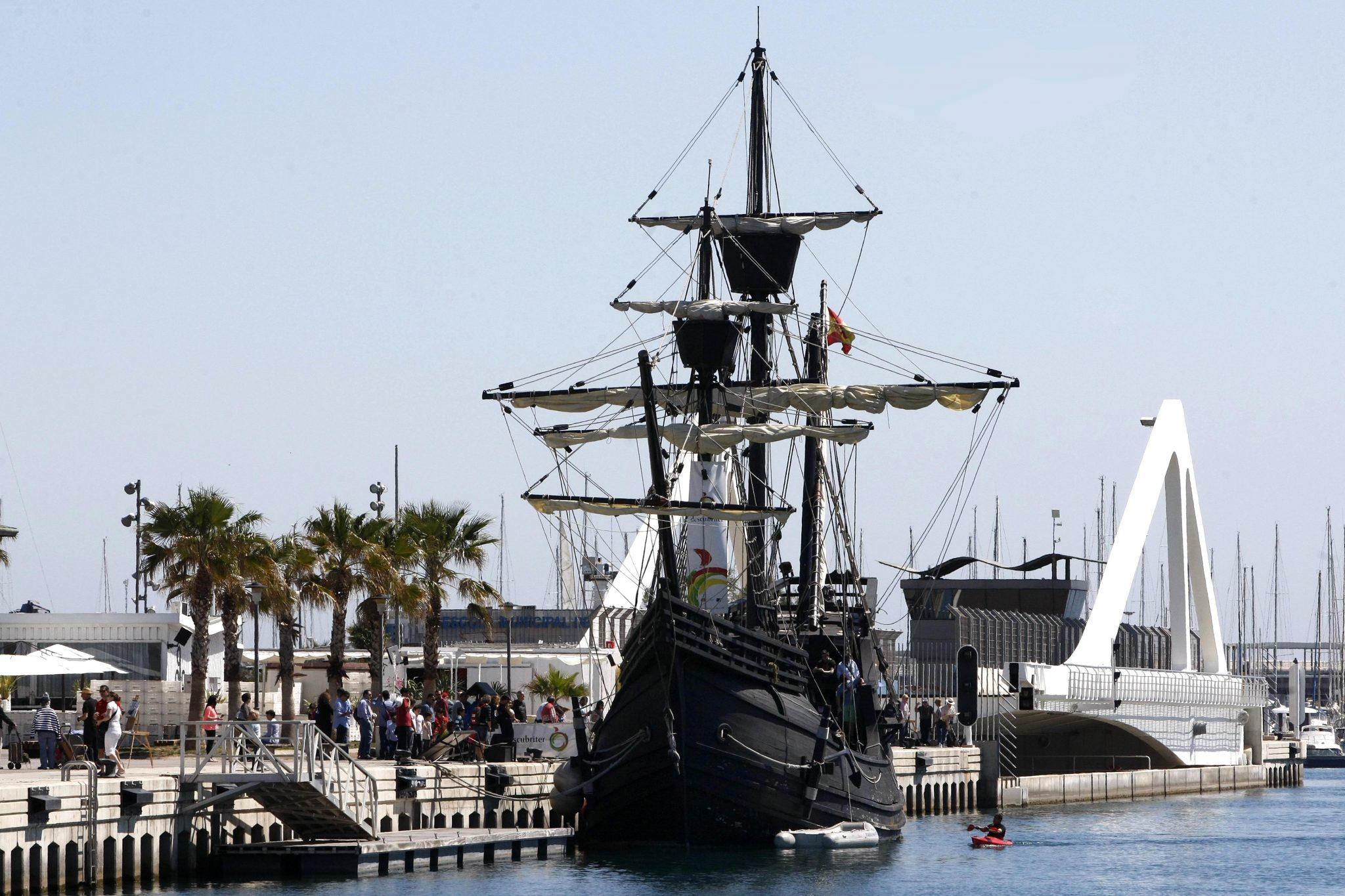 Puerto de Valencia. Foto: Marga Ferrer