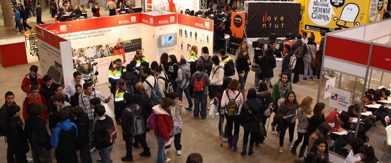 Expojove celebra su 35ª edición en Feria Valencia