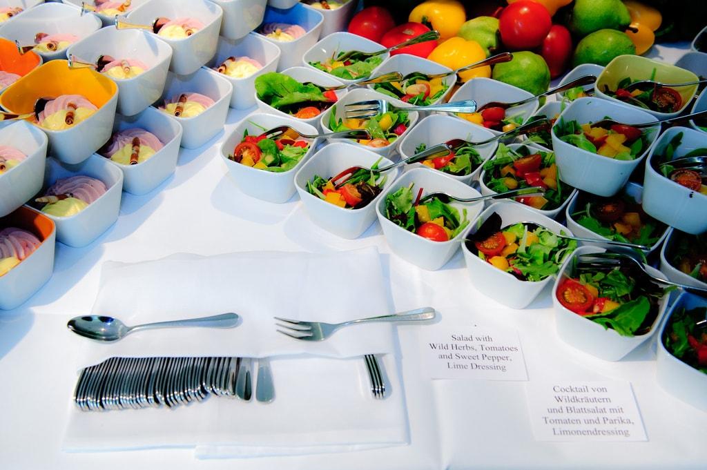 Un catering en Valencia siempre es una buena idea para poner la guinda a un evento.